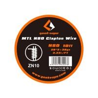 Geek Vape MTL N80 Fused Clapton Wire