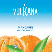 Vulkana Mandarin 120gr