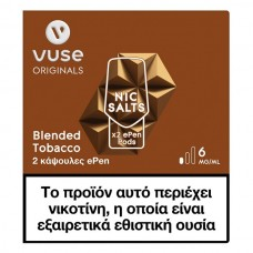 Vuse ePen Pods Blended Tobacco 6mg/ml