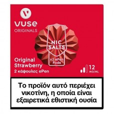 Vuse ePen Pods Original Strawberry 12mg/ml