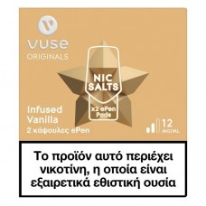 Vuse ePen Pods Infused Vanilla 12mg/ml
