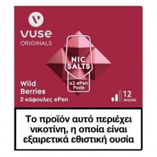 Vuse ePen Pods Wild Berries 12mg/ml