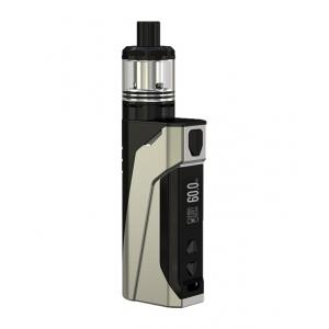 Wismec CB-60 with Amor NS Silver