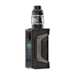 Geek Vape Aegis Legend With Zeus Sub-Ohm Black Gun Metal