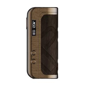 Augvape Foxy One 120W Mod Copper Wood Pattern Leather