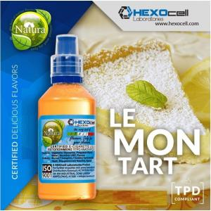 NATURA MIX SHAKE-VAPE 30/60ML LEMON TART